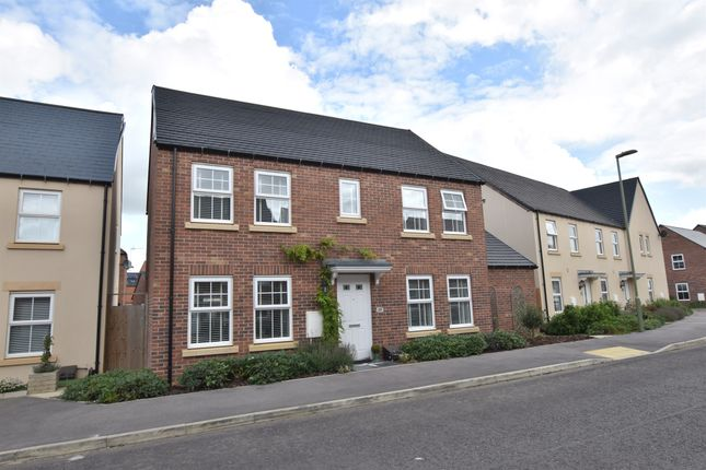 Thumbnail Detached house for sale in Hobby Road, Bodicote, Banbury