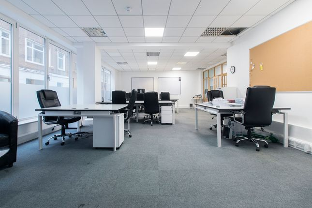 Thumbnail Office for sale in Saffron Hill, London