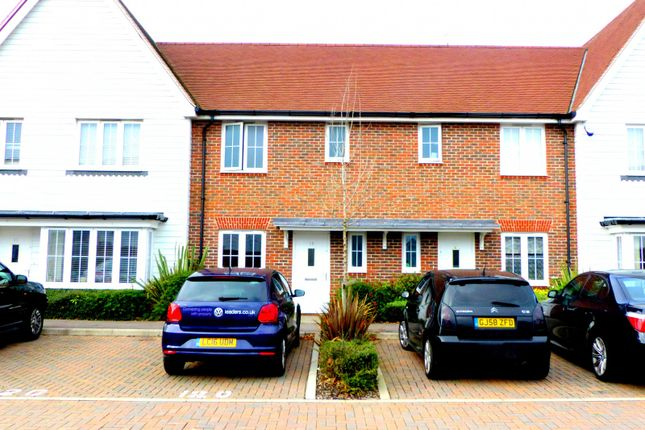 Thumbnail Terraced house to rent in Mackintosh Drive, Bersted Park, Bognor Regis