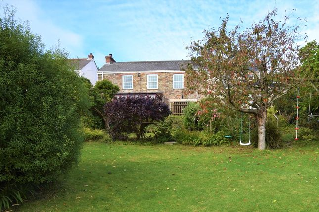 Thumbnail Country house for sale in Chapel Hill, Bolingey, Perranporth