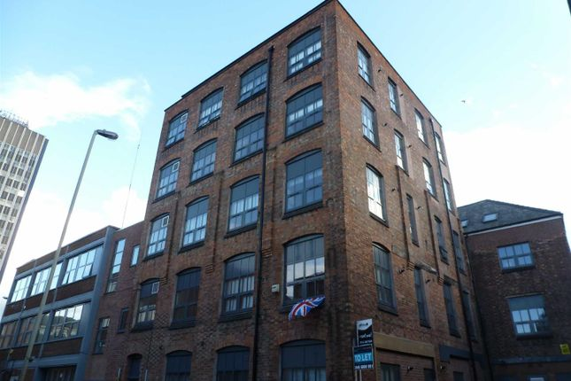 Thumbnail Flat to rent in Camden Street, Leicester