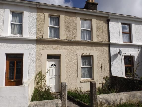 Thumbnail Terraced house for sale in Camborne, Cornwall, .