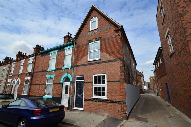 Thumbnail Terraced house to rent in Gordon Street, Goole