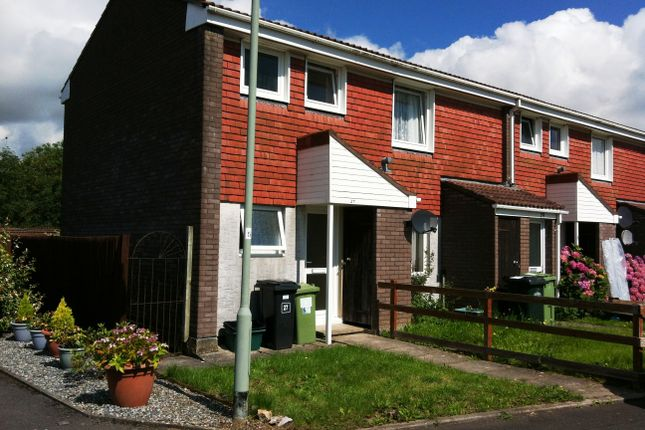 Thumbnail Flat to rent in Newcross Park, Kingsteighton