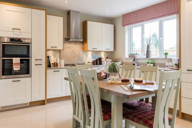 "4 bedroom detached house for sale in ""Cambridge"" at Pentrebane Drive, Cardiff"
