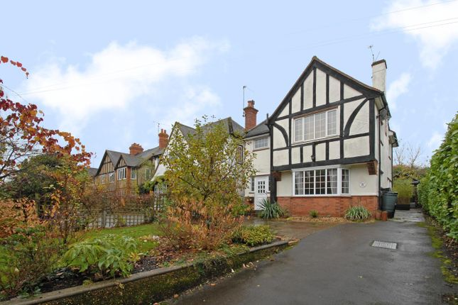 Thumbnail Detached house to rent in Pound Lane, Sonning, Reading