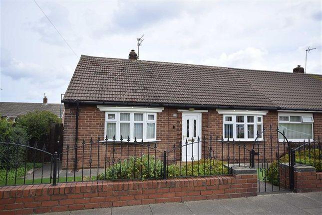 Thumbnail Semi-detached bungalow for sale in Lizard Lane, South Shields