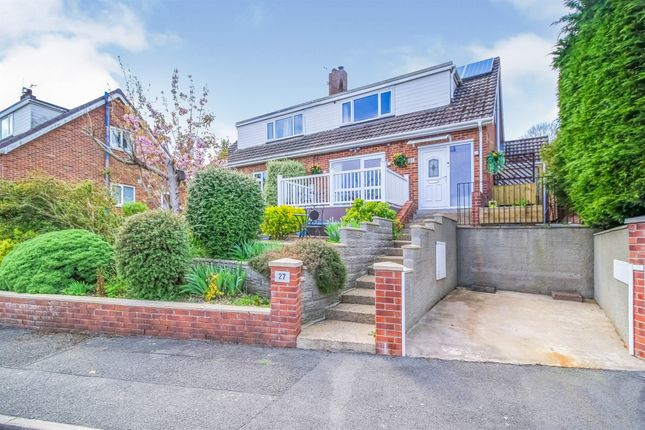 3 bed semi-detached bungalow for sale in Collard Crescent, Barry CF62
