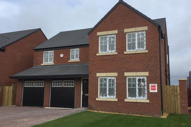 """Thumbnail Detached house for sale in """"The Fenchurch"""" at Grange Drive, Carlisle"""