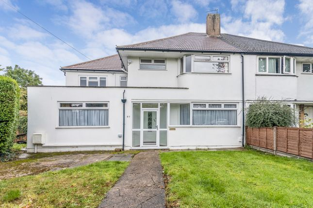 Thumbnail Semi-detached house for sale in Southbourne Gardens, Ruislip