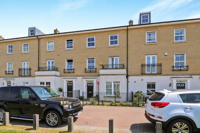 Thumbnail Terraced house for sale in Bonny Crescent, Ipswich