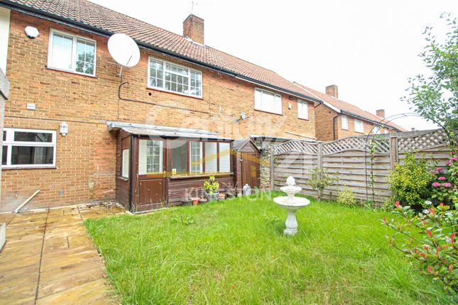 Thumbnail Semi-detached house for sale in Malden Way, New Malden, Surrey