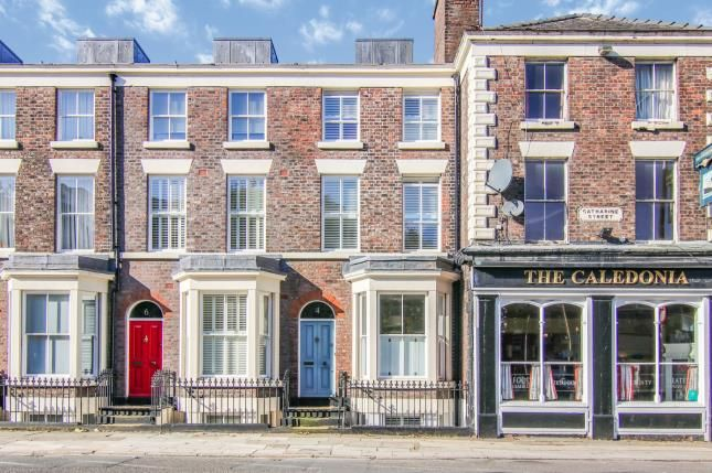 Terraced house for sale in Catharine Street, Liverpool, Merseyside