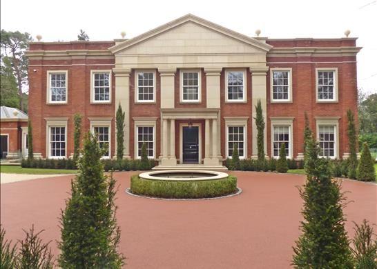 Thumbnail Detached house for sale in Old Avenue, Weybridge, Surrey