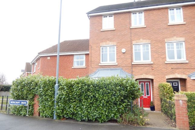 Thumbnail Semi-detached house to rent in Narrow Hall Meadow, Chase Meadow Square, Warwick