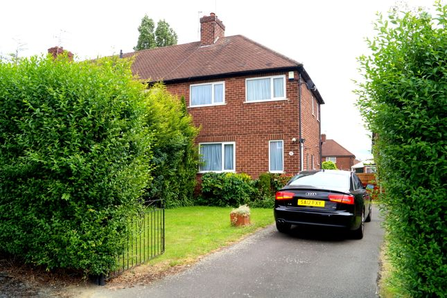 Thumbnail Semi-detached house to rent in Bingley Close, Nottingham