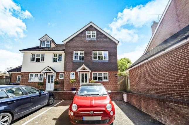 Thumbnail Semi-detached house for sale in Windrushes, Caterham, Surrey, .