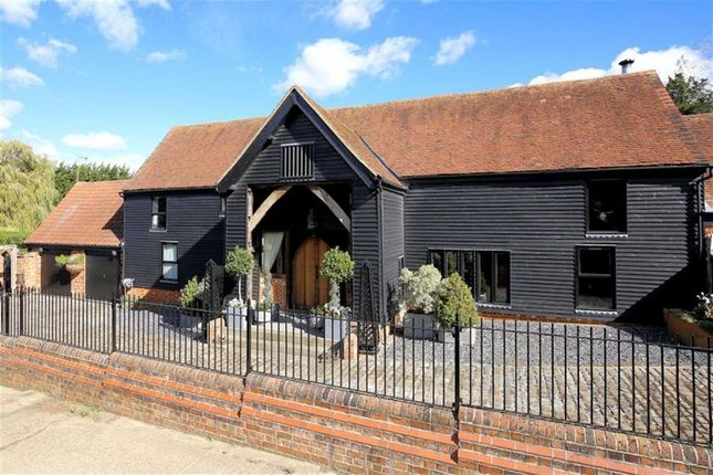 Thumbnail Barn conversion for sale in Flux Lane, Epping, Essex