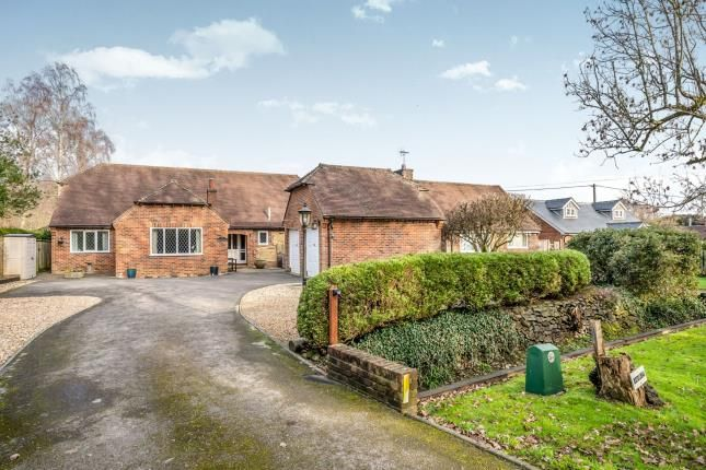 Thumbnail Bungalow for sale in School Lane, Stedham, Midhurst, West Sussex