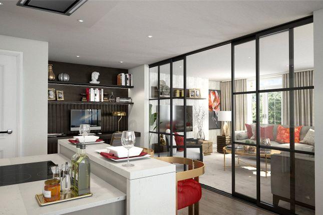 Cgi Kit/Lounge of Lawn Manor, Barnet Lane, Elstree, Hertfordshire WD6