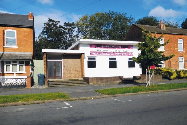 Thumbnail Commercial property for sale in Barrows Lane, Birmingham, West Midlands
