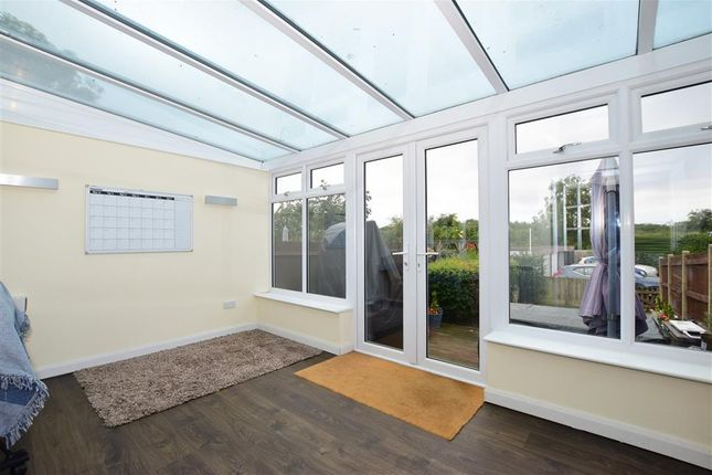 Conservatory of Heath Road, Langley, Maidstone, Kent ME17
