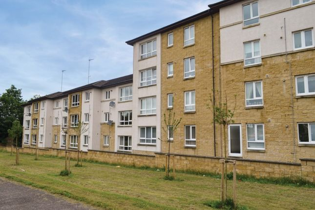 Thumbnail Flat for sale in Henderson Court, Motherwell, North Lanarkshire