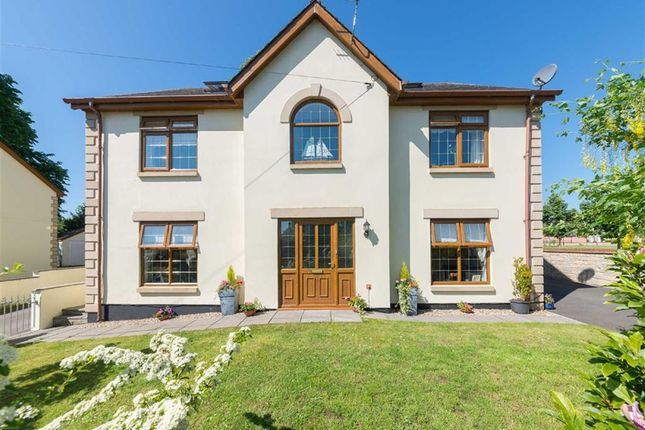 Thumbnail Detached house for sale in Green Lane Farm, Caerwent, Monmouthshire