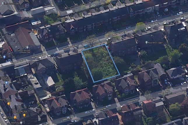 Thumbnail Commercial property for sale in Marlborough Road, Tuebrook, Liverpool
