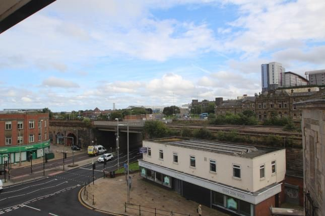 Balcony Views of Curzon Place, Gateshead, Tyne And Wear NE8