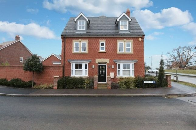 Front of Clover Way, Kempston MK42