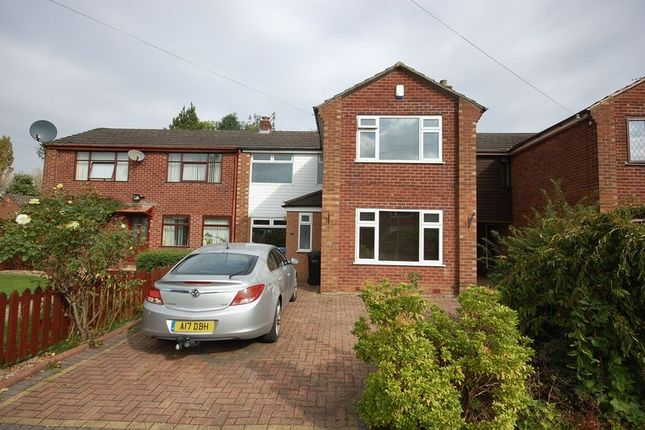 Thumbnail Link-detached house to rent in Lucerne Road, Bramhall, Stockport