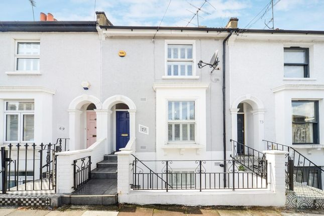 3 bed terraced house for sale in Vanbrugh Hill, London SE10