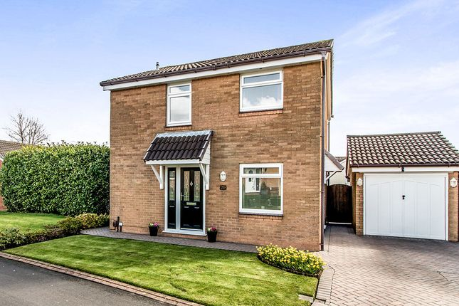 Thumbnail Detached house for sale in Aston Grove, Tyldesley, Manchester