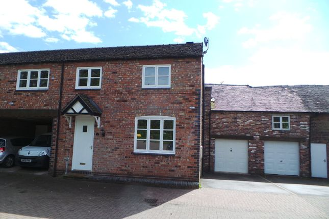 Mews house to rent in Quarry Bank Road, Keele, Newcastle-Under-Lyme