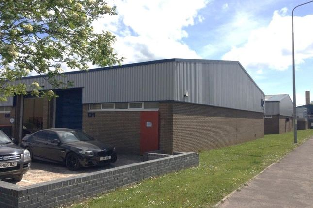 Thumbnail Industrial to let in Coedcae Lane Industrial Estate, Coedcae Lane, Pontyclun
