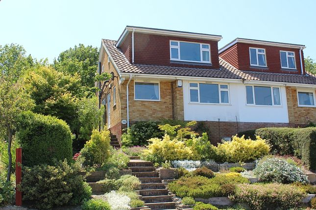 Thumbnail Semi-detached house for sale in Selmeston Road, Eastbourne, East Sussex
