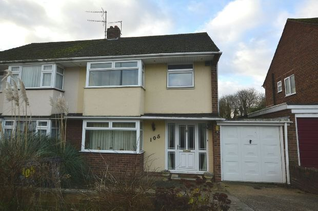 3 bed semi-detached house for sale in Cotswold Avenue, Duston, Northampton
