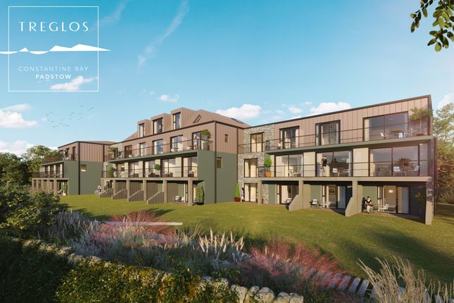 Thumbnail Flat for sale in Treglos, Constantine Bay