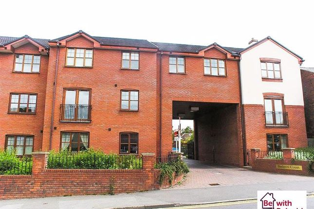 1 bed flat to rent in Badgers Court, Hednesford Road, Cannock WS12