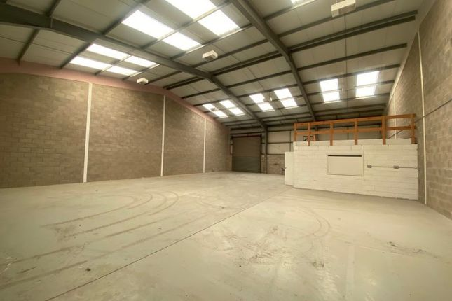 Industrial to let in Unit South Point Industrial Estate, Clos Marion, Cardiff, 4Sp