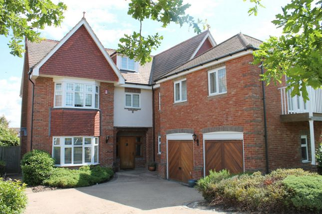Thumbnail Detached house to rent in Augustus Close, Stanmore, Middlesex