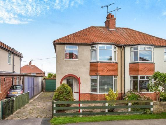 Thumbnail Semi-detached house for sale in Jesmond Road, Harrogate, North Yorkshire, Harrogate