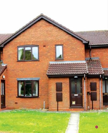 2 bed flat to rent in Trafalgar House, Nelson Drive, Hednesford, Cannock WS12