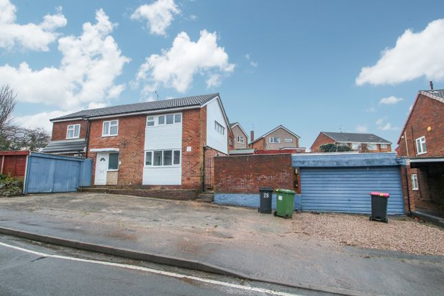Thumbnail Detached house for sale in Chetwynd Avenue, Polesworth, Tamworth