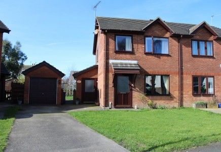 Thumbnail Detached house to rent in Rental 105 Greenlands Avenue, Ramsey, Isle Of Man