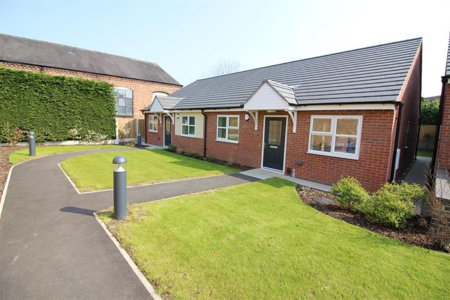 Thumbnail Bungalow for sale in Taylor Mews, Moorfield Crescent, Sandiacre