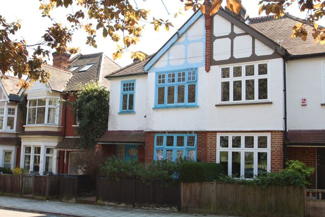 Thumbnail Semi-detached house for sale in Brockwell Park Gardens, London