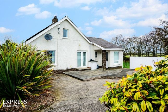 Thumbnail Detached bungalow for sale in Ardglass Road, Downpatrick, County Down