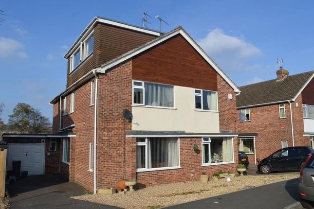 Thumbnail Semi-detached house for sale in Essex Drive, Taunton, Somerset